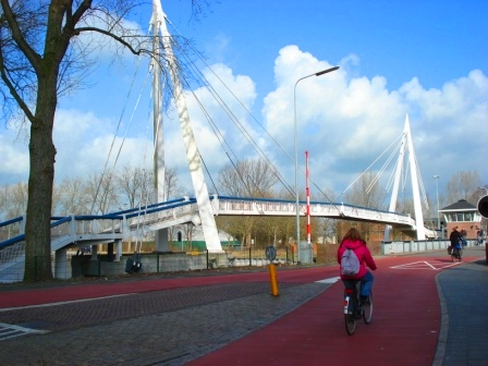 groningen-bike-bridge