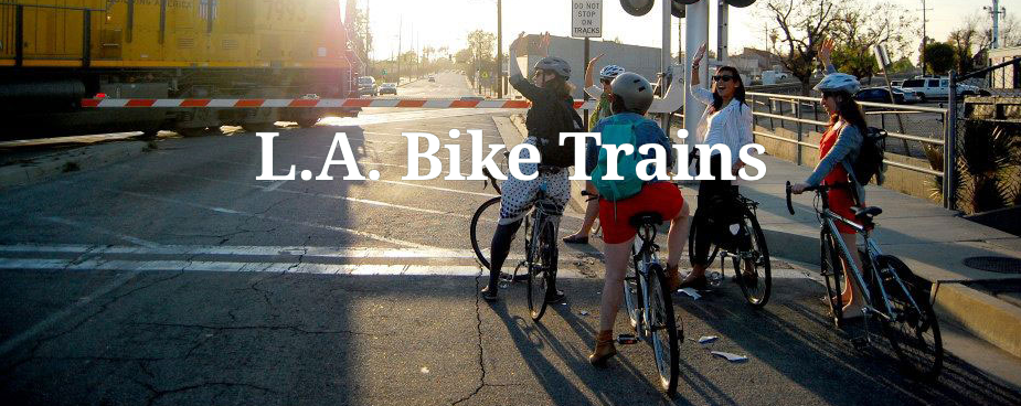 LA Bike Trains