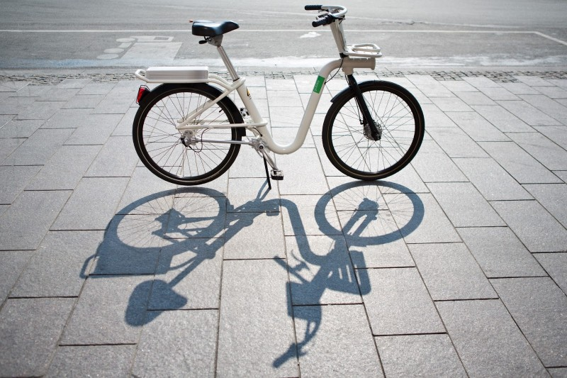 copenhagen bike sharing bike