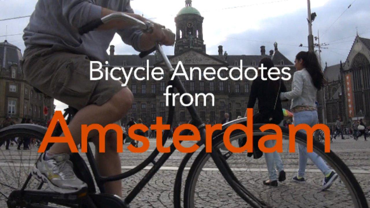 Amsterdam Bike Tour by Video