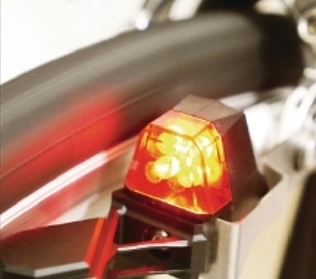 Xbat bike light