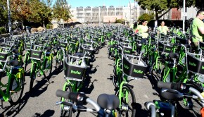 Bikesharing In Los Angeles Launches In Santa Monica