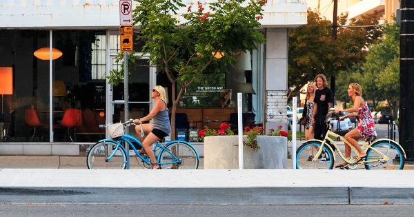 salt lake city bike lane