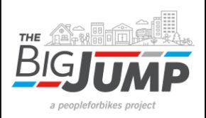 big jump logo border