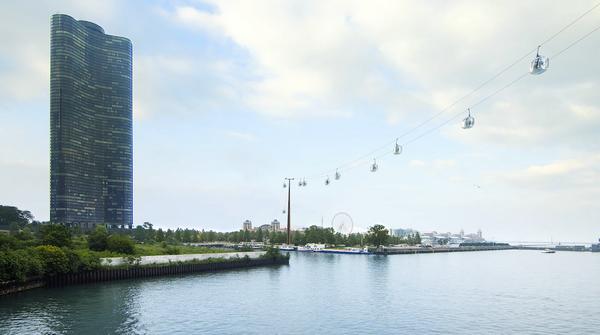 Chicago Sky Gondola 1