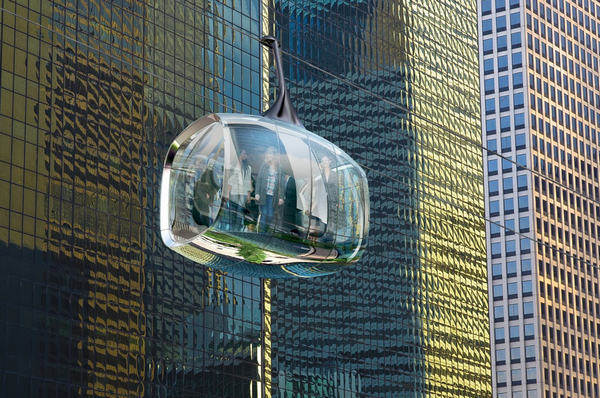 Chicago Sky Gondola 2