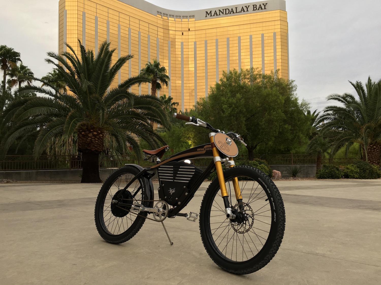 Interbike 2016 Vintage Electric Bikes