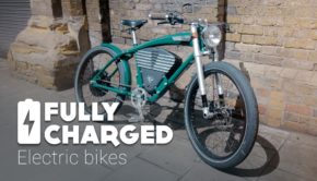 Fully-Charger-eBike & Fully Charged The Show — So Lovely, And Perhaps Safer