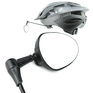 race icon bike mirror
