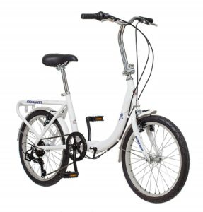 schwinn foldable bike