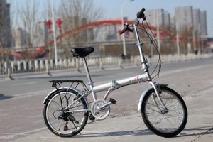 unYOUsual folding bike