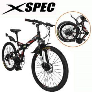 xspec folding bike