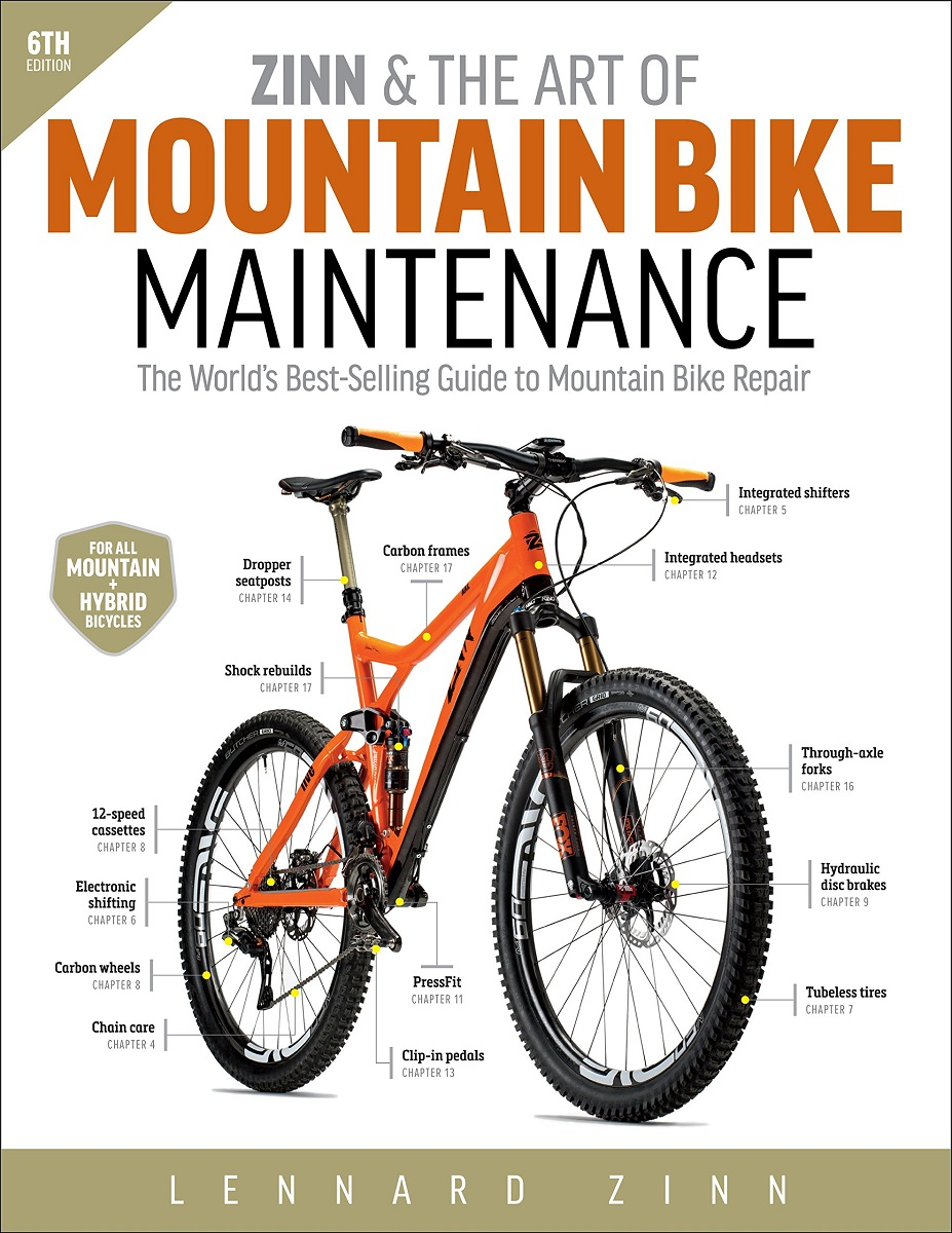art of mountain bike maintenance