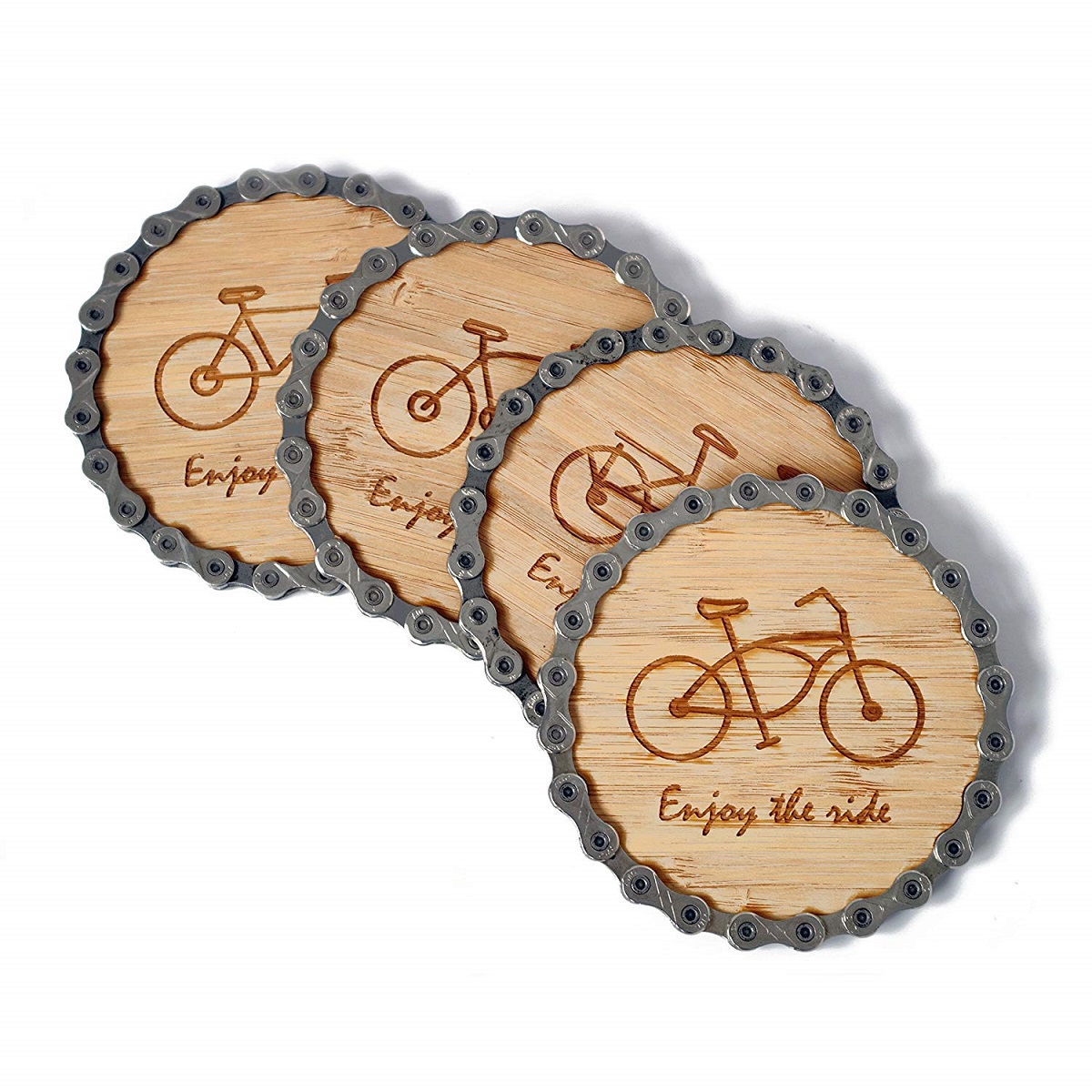 bicycle coasters